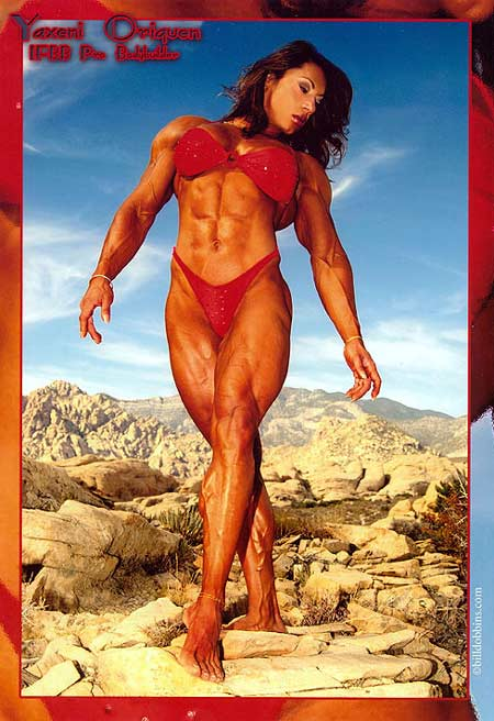 Mr. Olympia, Ms. Olympia 1965 - 2005